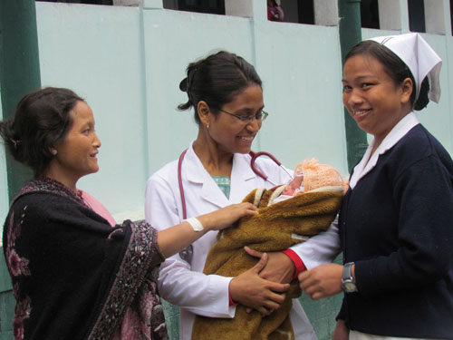 Immunization of Children, Meghalaya