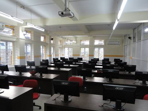 Training Center – HMIS Section (Air Conditioned), Meghalaya