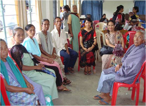 IPC - FGDs, Community Meetings, Workshops, Meghalaya